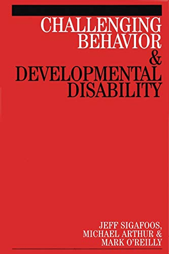 9781861563781: Challenging Behaviour and Developmental Disability