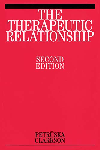 9781861563811: The Therapeutic Relationship