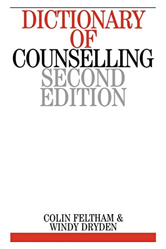 9781861563828: Dictionary of Counselling