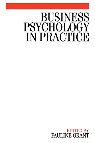 9781861564764: Business Psychology in Practice