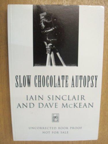 9781861590879: Slow Chocolate Autopsy