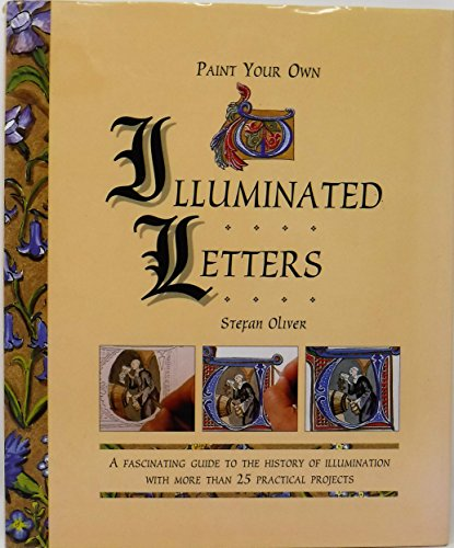 9781861602145: Paint Your Own Illuminated Letters