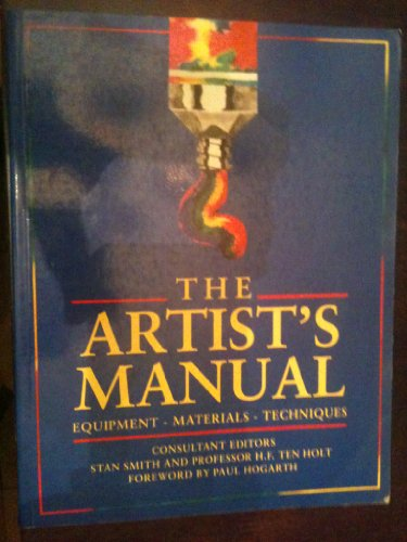 9781861602183: The Artist's Manual