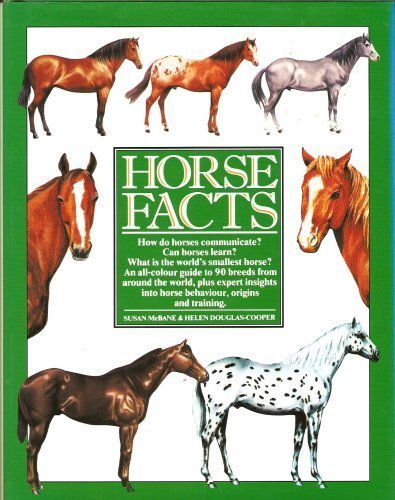 9781861605733: Horse Facts