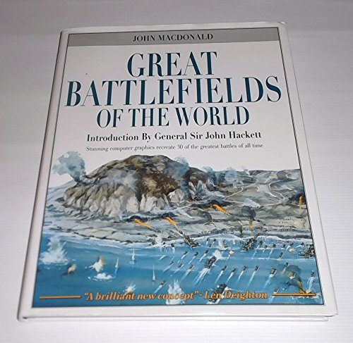 9781861606235: GREAT BATTLEFIELDS OF THE WORLD