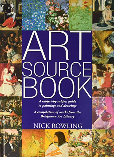 9781861607874: Art Source Book: A Subject-by-subject Guide to Painting and Drawing