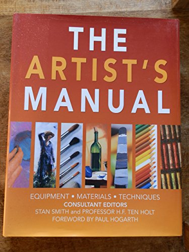 9781861609861: THE ARTIST'S MANUAL.