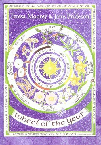 9781861631862: Wheel of the Year: Myth and Magic Through the Seasons