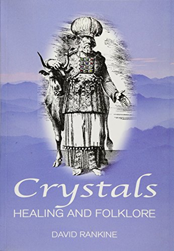 9781861632005: Crystals: Healing and Folklore