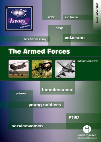 9781861685933: The Armed Forces (Vol. 213 Issues Series)