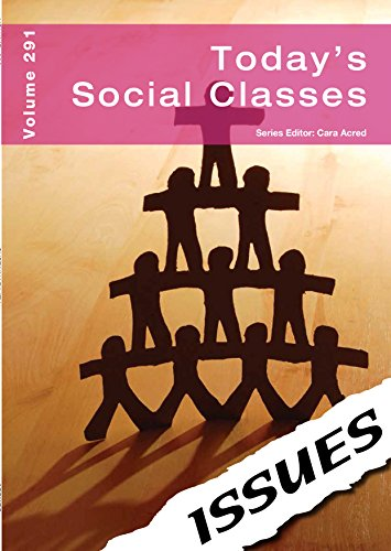 Today's Social Classes: 291 (Issues Series): Independence Educational Publishers