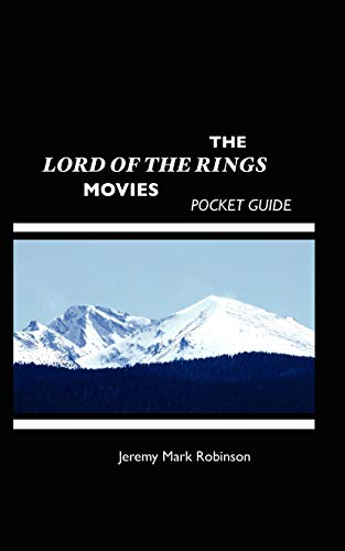 9781861712790: The Lord of the Rings Movies: Pocket Guide