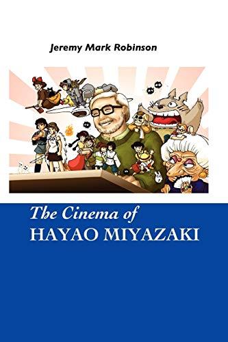 9781861713056: The Cinema of Hayao Miyazaki
