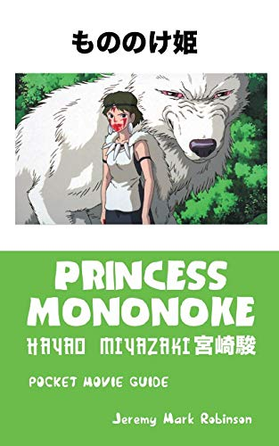 9781861714947: Princess Mononoke: Hayao Miyazaki: Pocket Movie Guide