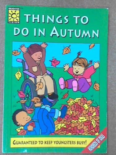 9781861720023: Things to Do in Autumn (Toddler & Pre-School Resource Book)