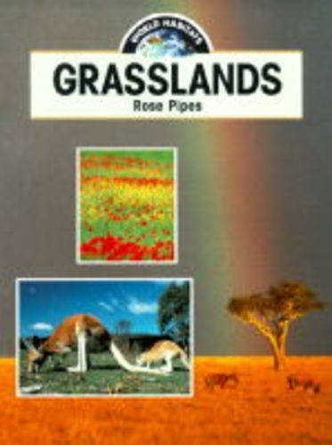 9781861730169: Grasslands (World Habitats)