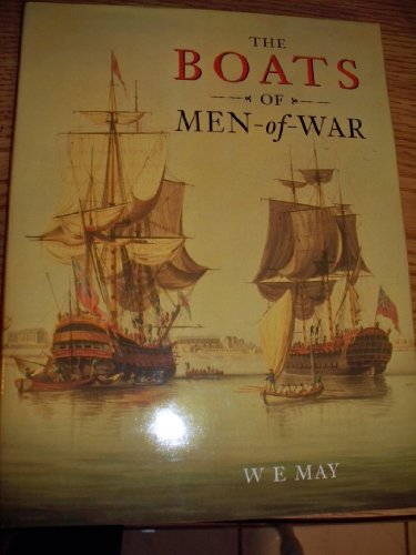 9781861761149: The Boats of Men-of-war (Chatham ShipShape)