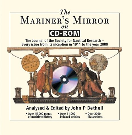 9781861761729: The Mariner's Mirror: The Journal Of The Society Of Nautical Research - Every Issue From Its Inception In 1911 To The Year 2000