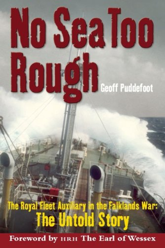 No Sea Too Rough: The Royal Fleet: Puddefoot, Geoff