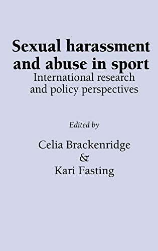 9781861770400: Sexual Harassment and Abuse in Sport: International Research and Policy Perspectives
