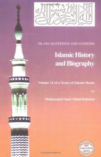 9781861793232: Islam: Questions And Answers - Islamic History and Biography