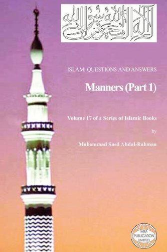 9781861793362: Islam: Questions And Answers - Manners (Part 1)
