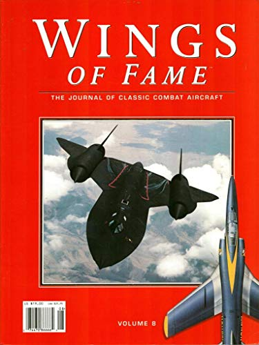 9781861840080: Wings of Fame: 8