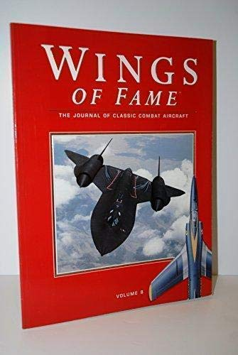 9781861840080: Wings of Fame, The Journal of Classic Combat Aircraft - Vol. 8
