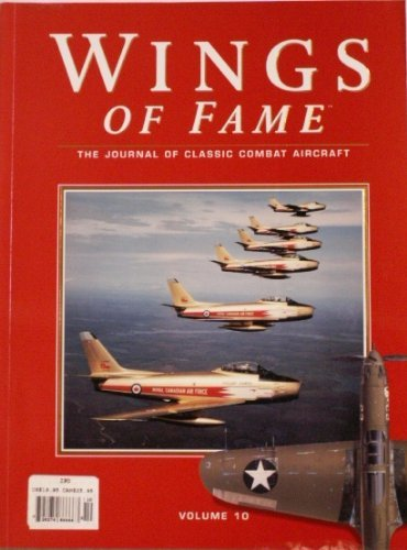 9781861840134: Wings of Fame Volume 10