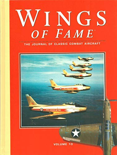 9781861840141: Wings of Fame: Vol 10