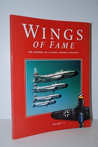 9781861840172: Wings of Fame Volume 11: Vol. 11