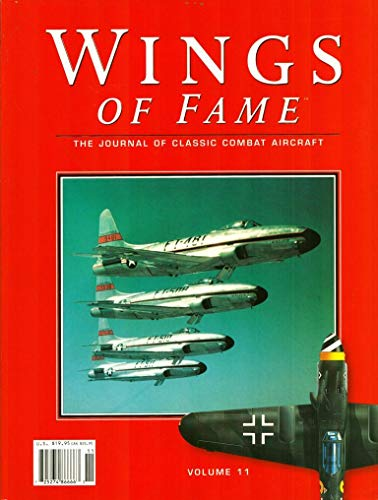 9781861840189: Wings of Fame: Vol 11