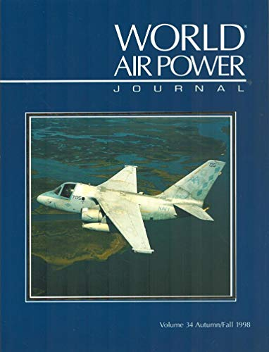9781861840202: World Air Power Journal, Vol. 34, Autumn/Fall 1998