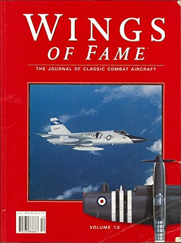 9781861840219: Wings of Fame, The Journal of Classic Combat Aircraft - Vol. 12