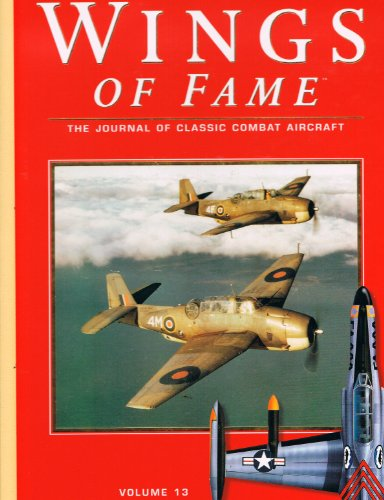 9781861840264: Wings of Fame, The Journal of Classic Combat Aircraft - Vol. 13