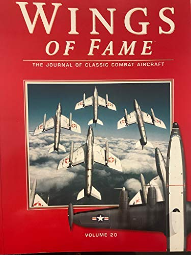 9781861840530: Wings of Fame, The Journal of Classic Combat Aircraft - Vol. 20