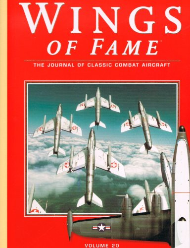 9781861840547: Wings of Fame, The Journal of Classic Combat Aircraft - Vol. 20