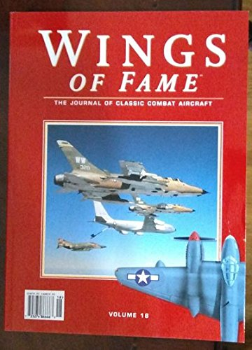 Wings of Fame, The Journal of Classic Combat Aircraft - Vol. 18: Aerospace Publishing Ltd.