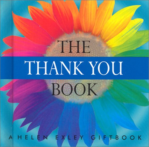 The Thank You Book (Mini Squares)
