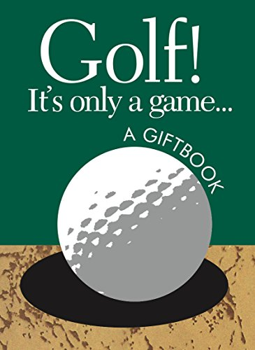 9781861875976: Jewels from Helen Exley: Golf - Its Only a Game (HEJ-75976) (Helen Exley Giftbooks)