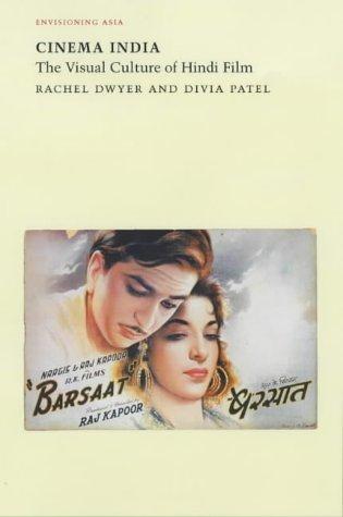 9781861891242: Cinema India: The Visual Culture of Hindi Film