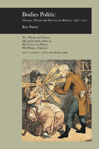 9781861891655: Bodies Politic: Disease, Death and Doctors in Britain, 1650-1900 (Picturing History)