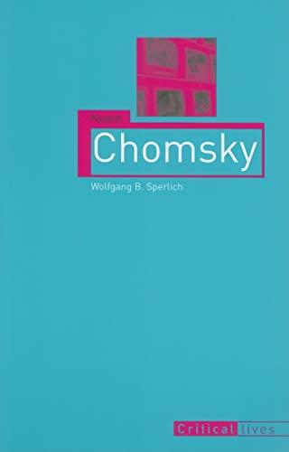 9781861892690: Noam Chomsky (Critical Lives)