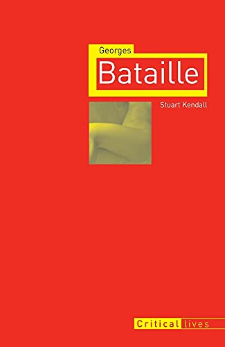 9781861893277: Georges Bataille (Critical Lives)