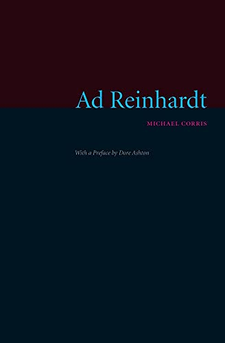 9781861893567: Ad Reinhardt (Itineraries)