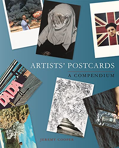 Artists' postcards - A Compendium: COOPER JEREMY
