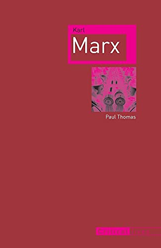 9781861899064: Karl Marx (Critical Lives)