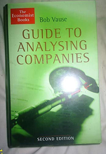 9781861970138: Guide to Analysing Companies (The Economist Books)