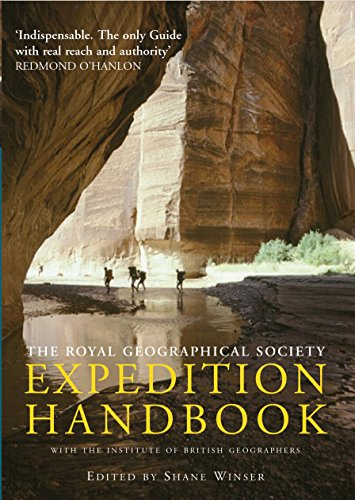 9781861970442: Expedition Handbook (Royal Geographical Society)