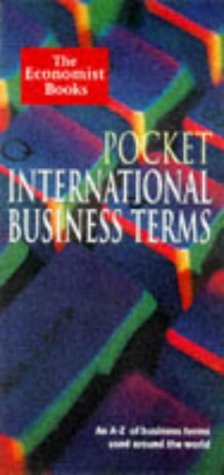 Pocket International Business Terms: Hindle, Tim